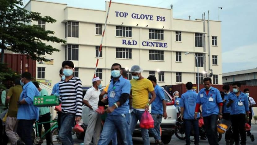 Lockdown on Malaysia's Top Glove facilities lifted as first worker death due to COVID-19 reported
