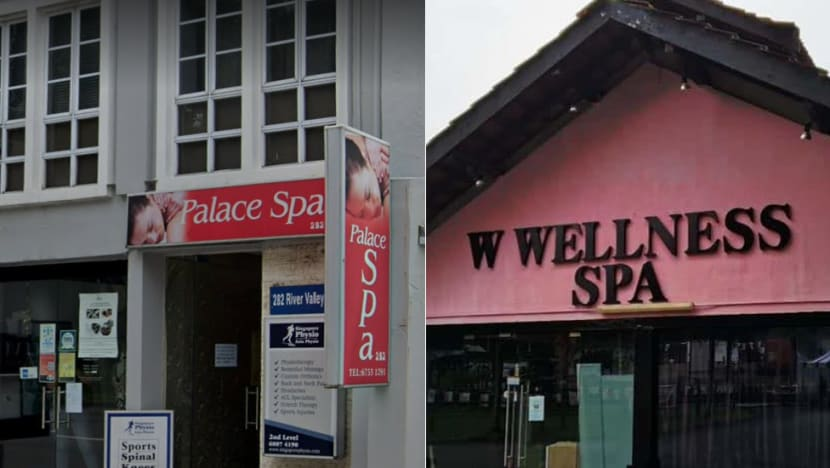 2 spa owners charged over masseuses providing sex services