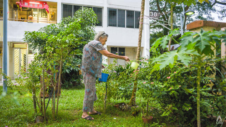 For old folks, leaving Tanglin Halt is like losing a kampung family. Can it be replaced?