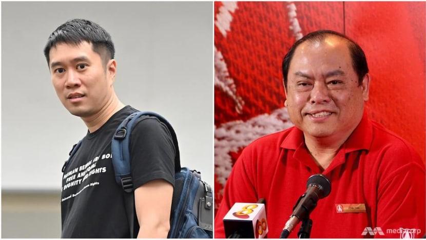 Contempt of court: Apex court dismisses appeals by opposition politician John Tan, activist Jolovan Wham