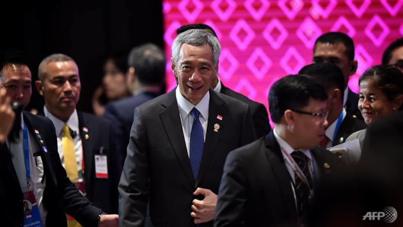 'Significant potential' to strengthen ASEAN-China economic ties: PM Lee