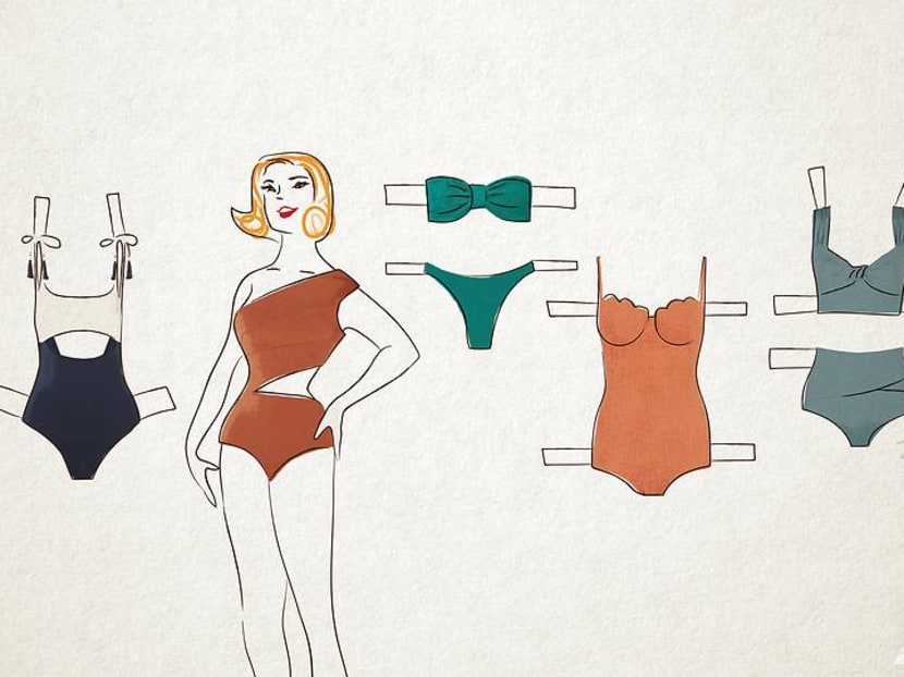 Is that bikini unflattering? How to choose the right swimwear for your body type