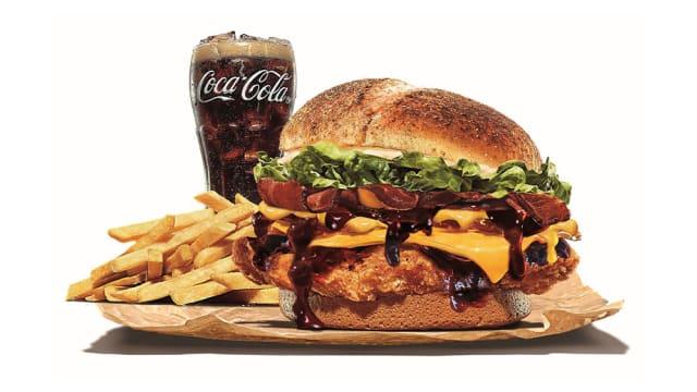 Daebak!Burger King新菜单,韩式辣酱+芝士是亮点