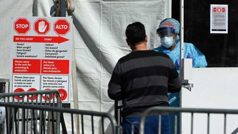 US surpasses 200,000 coronavirus cases; sets new one-day record with 884 deaths