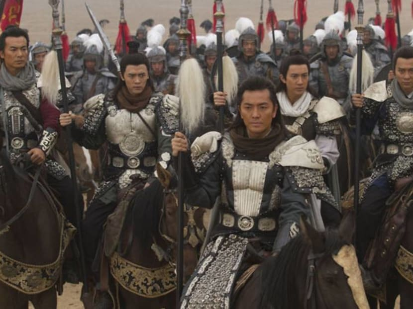 Saving General Yang: Action-packed war epic
