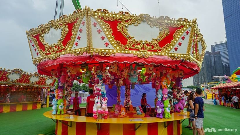 7 things to look out for at the 2018 Prudential Marina Bay Carnival