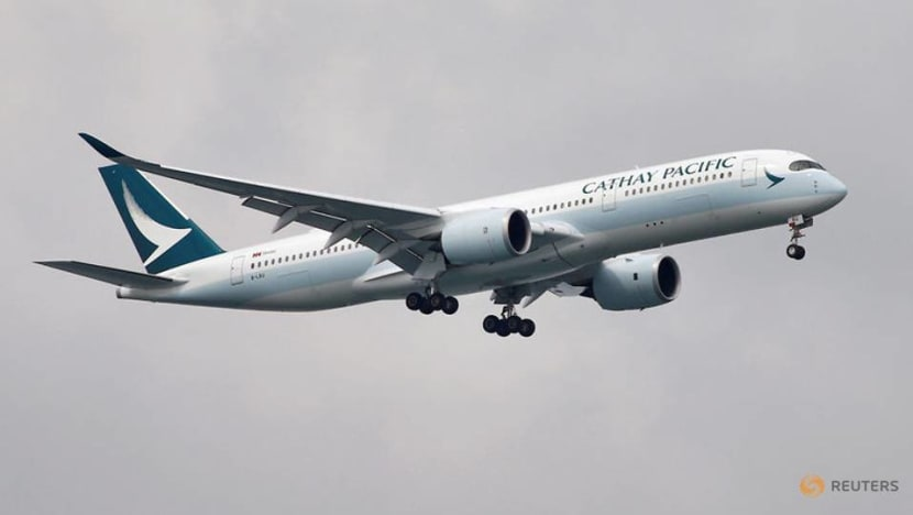 Cathay Pacific shares slump after China cracks down on staff protests