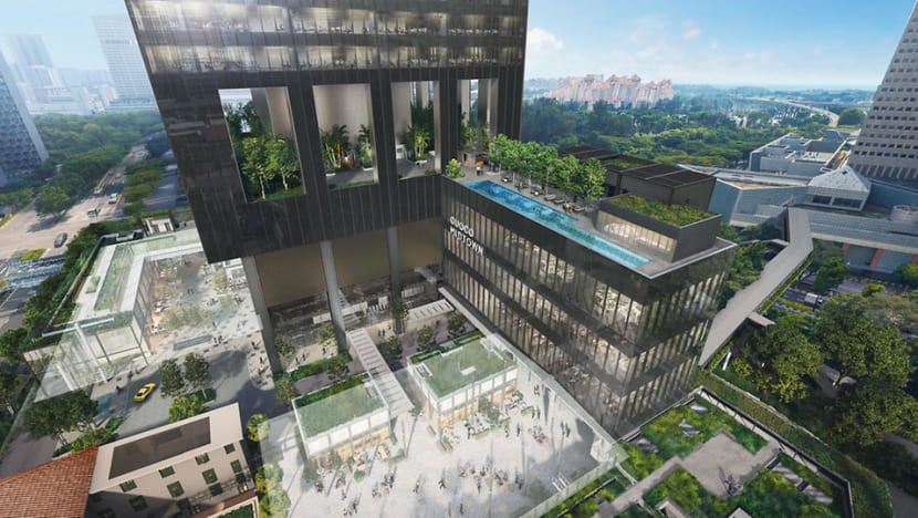 Guoco Midtown development to add homes, retail and office space to Beach Road district