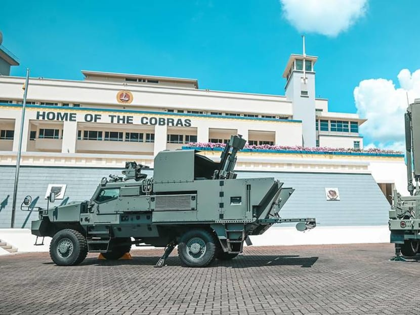 Singapore Army completes transformation to a 3rd generation force, on track for next-gen shift