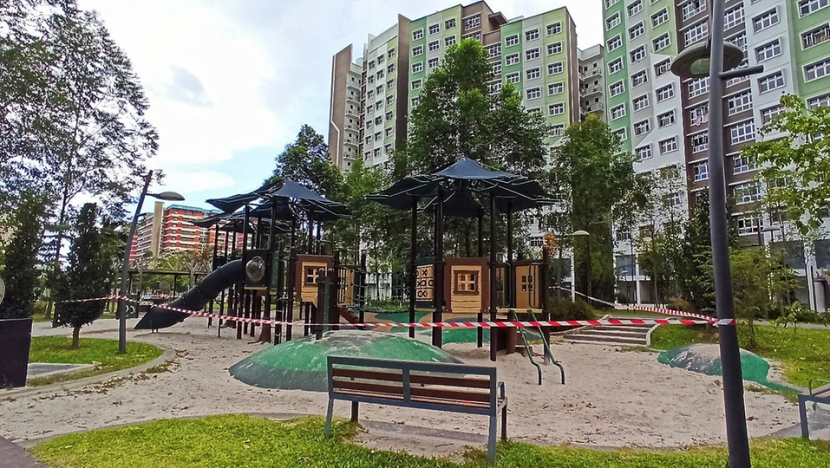 COVID-19: Playgrounds, beaches to reopen at start of Phase 2