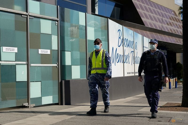 Sydney suffers worst day of COVID-19 pandemic, Victoria state to enter 6th lockdown