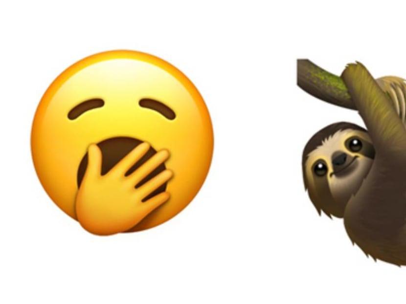 Feeling bored or sleepy? Apple is releasing a yawn emoji and more