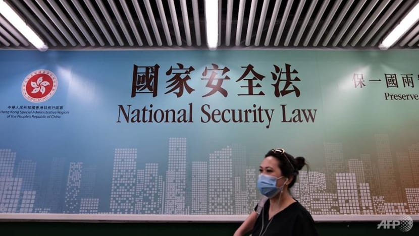 Ireland suspends extradition treaty with Hong Kong