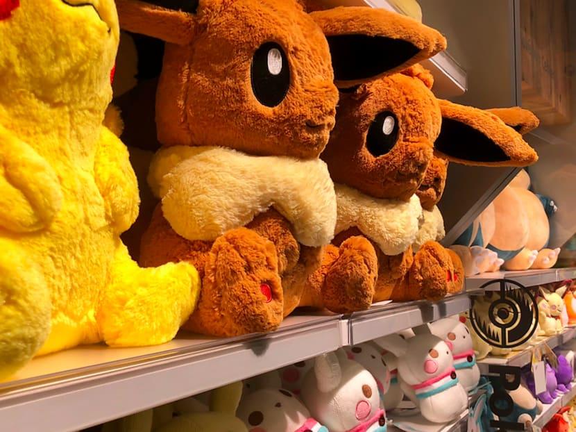 Pokemon Center Singapore a monster hit at Jewel Changi Airport