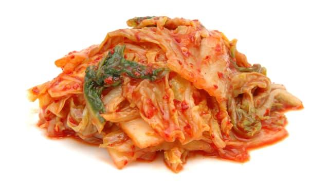 中国制定泡菜制作国际标准 韩国:不适用于韩式泡菜