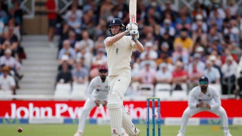 Cricket: England 61-2 v India after losing Burns and Crawley