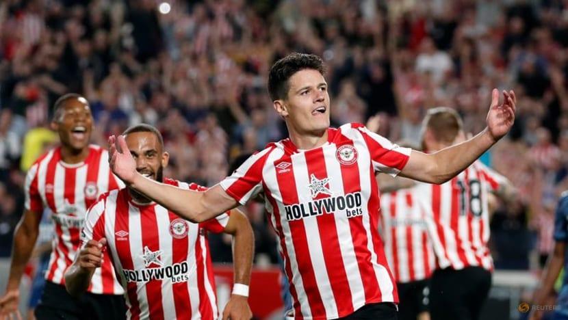 Football: Brentford beat Arsenal 2-0 for dream start to Premier League life