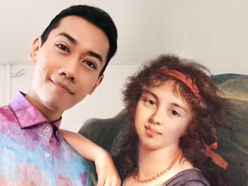 Creative Capital: The ad man who inserts Singaporeans into classical paintings