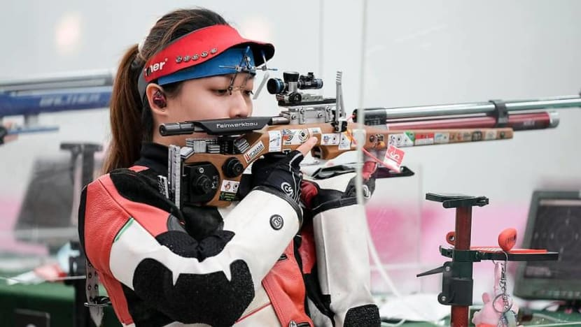 Olympics: Singapore's Adele Tan finishes 21st in 10m air rifle event