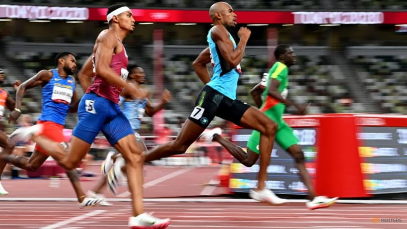 Olympics-Athletics-Gardiner triumphs as US men endure day to forget