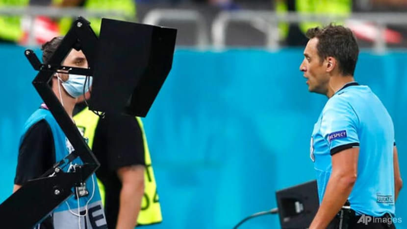 Football: VAR scores Euro win with clinical and fast decision-making