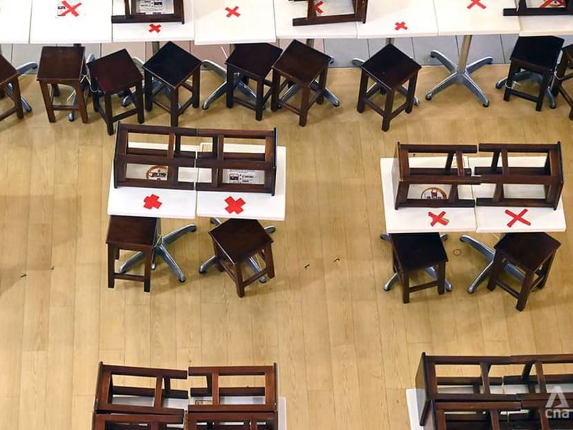 Dining-in to resume for fully vaccinated people in groups of 5 from Aug 10