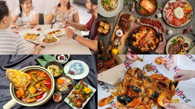 改家中庆祝母亲节 这些外送美食还来得及订!