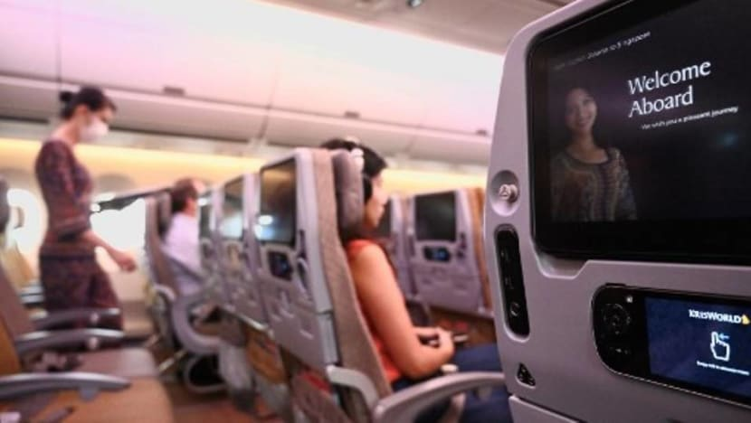 Singapore Airlines waives rebooking fees for tickets issued on or before Mar 15