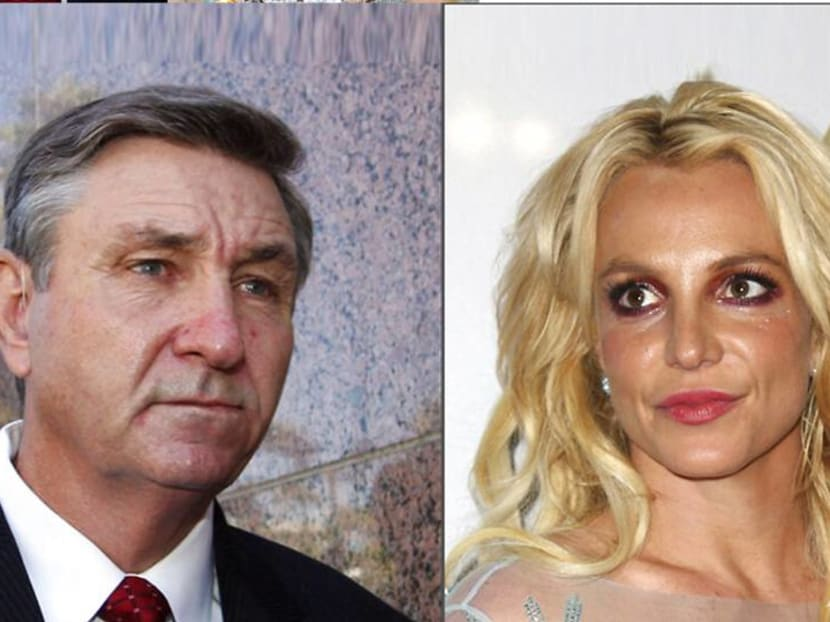 Pop star Britney Spears asks court to curb father's power over her life