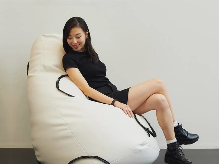 Creative Capital: The 28-year-old industrial designer of bags and furniture