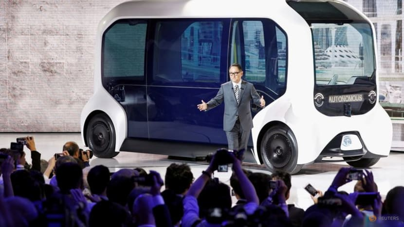 Toyota to restart self-driving Olympic village vehicles with more safety staff