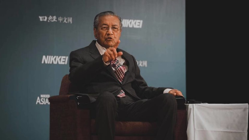 'World order has failed', declares Mahathir as he calls for new system based on rule of law