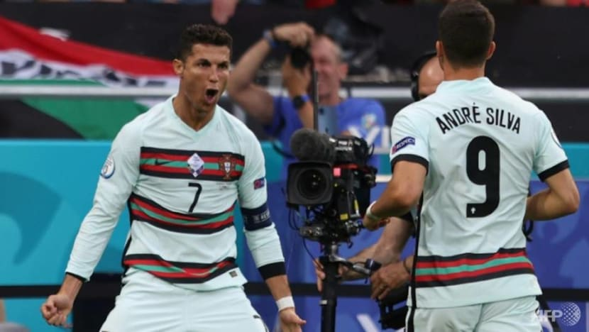 Football: Doubts over Ronaldo dispelled as veteran comes up with the goods