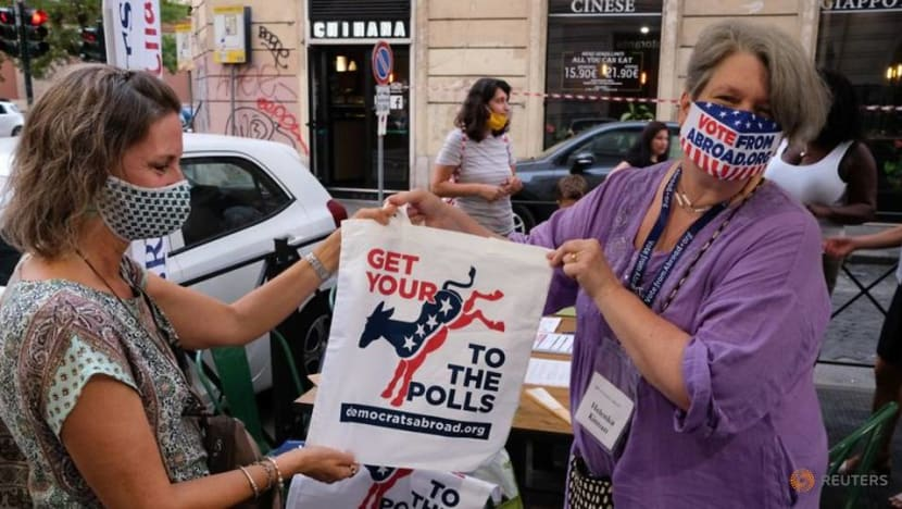 Fax, mail or DHL? Overseas US voters fret ahead of Nov 3 election