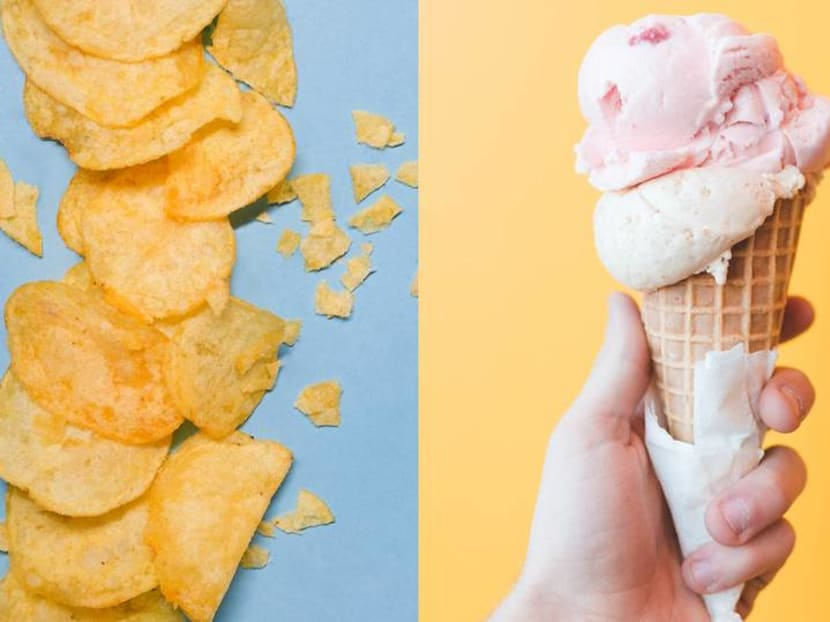 Are potato chips and ice cream as addictive as cigarettes and alcohol?