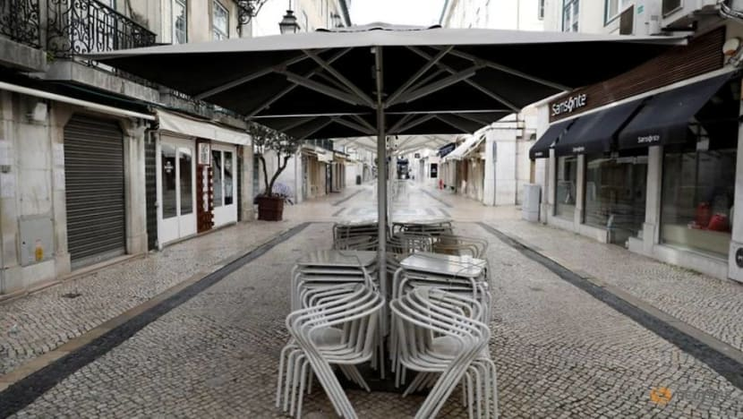 Feast of football awaits but no party time in Lisbon