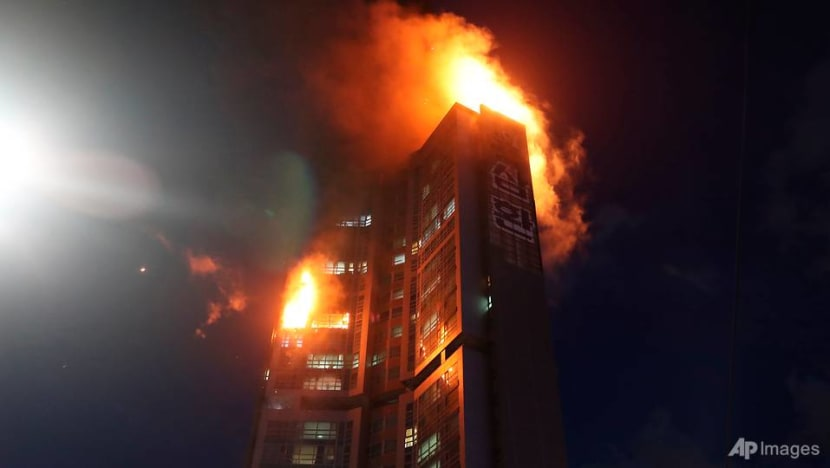 Fire in South Korean apartment high-rise hurts at least 88 people