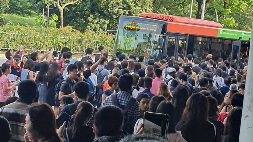 Signalling fault causes morning rush hour disruption on North-South Line