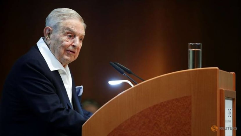 Soros buys stocks linked to Bill Hwang's Archegos collapse: Report