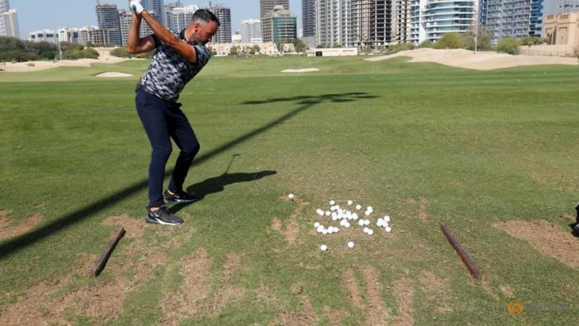 Work and play: for some Europeans, Dubai is ideal lockdown location