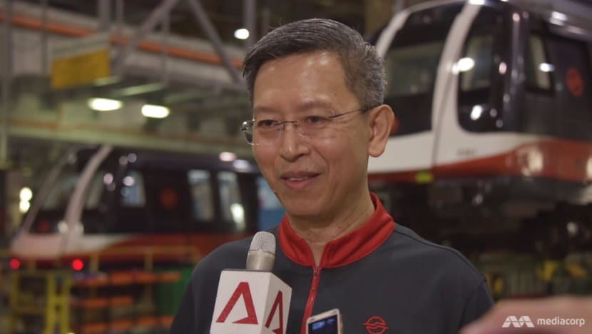 'There are no poor soldiers, only poor leaders': SMRT chief Neo Kian Hong says staff engagement is key
