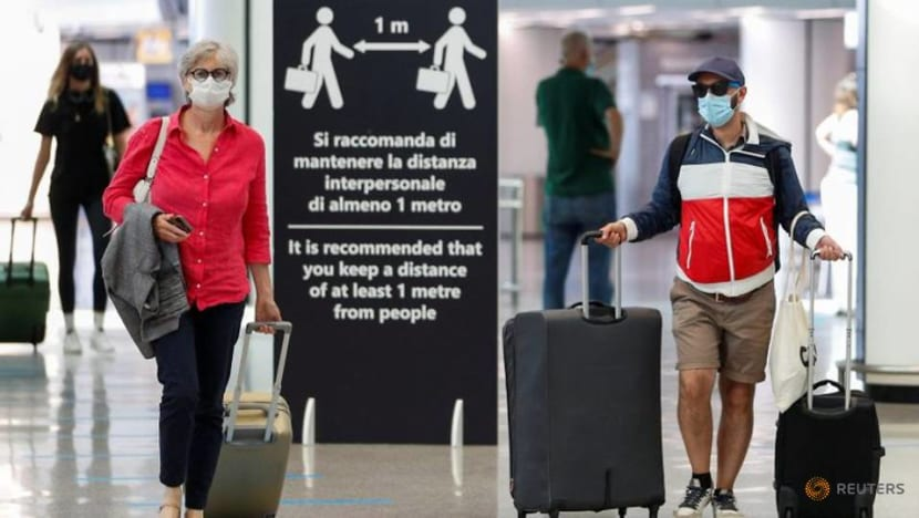 EU travellers could avoid quarantine under plans of COVID-19 testing regime: The Telegraph