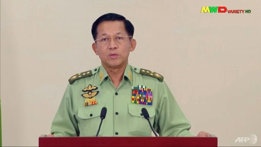 Commentary: To be president? What Myanmar military leader's endgame may be