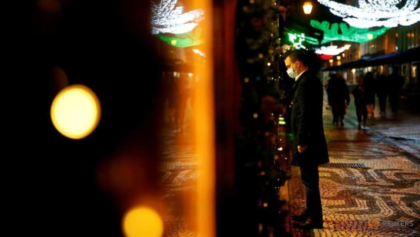 Portugal imposes overnight curfew on New Year's Eve to cut spread of COVID-19
