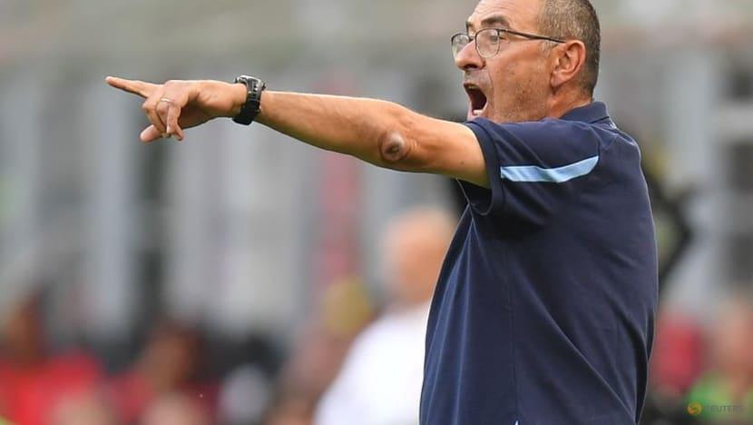 More pressure in third division than before Rome Derby - Lazio's Sarri