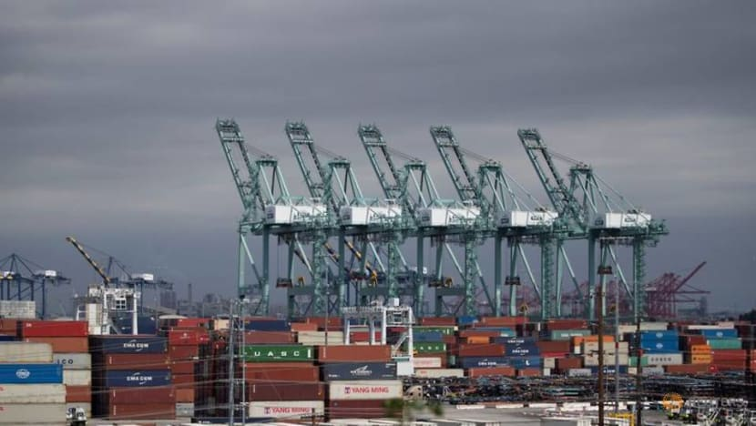 Busiest US seaport, buried in imports, plucks out toys to load Santa's sleigh