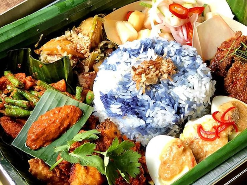 Violet Oon restaurant apologises for 'nasi ambeng' dish after cultural appropriation claims