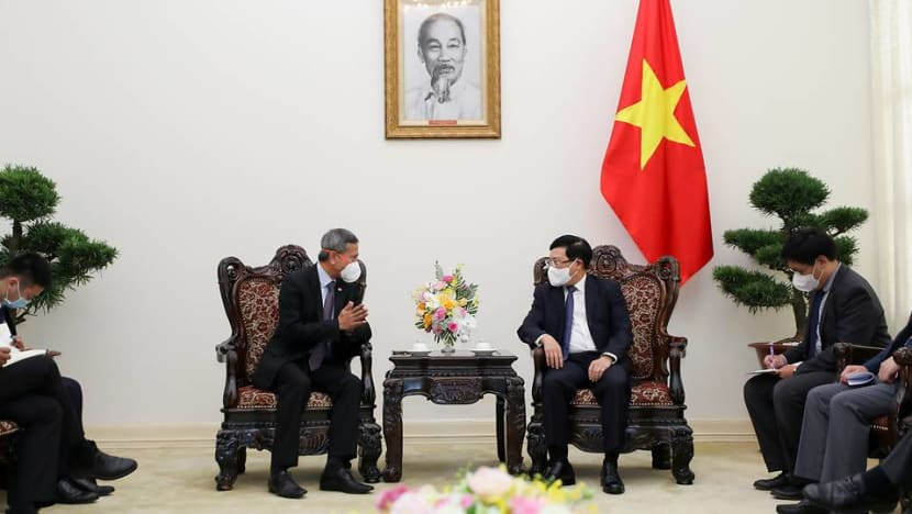 Singapore, Vietnam discussing ways to prepare for resumption of travel for business and to 'selected' tourism sites
