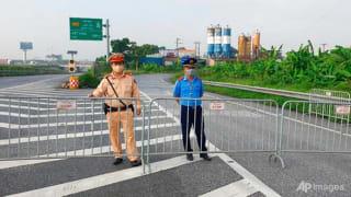 越南首都河内本周将放宽防疫措施