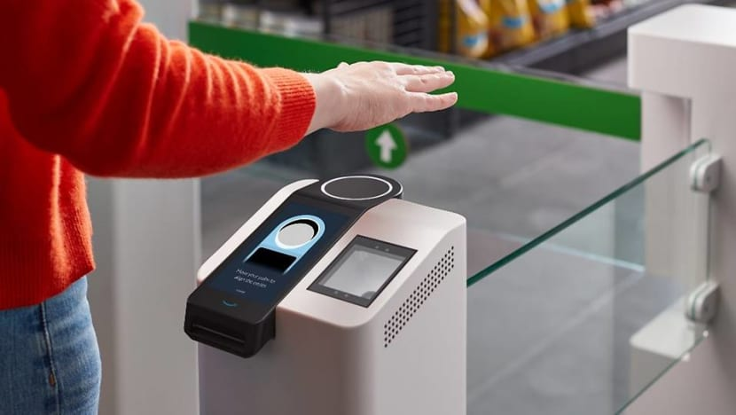 Wave your hand to pay? Amazon launches new biometric payment system